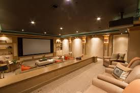 movie decor for the home furniture intimate and elegant theatre room décor for your family