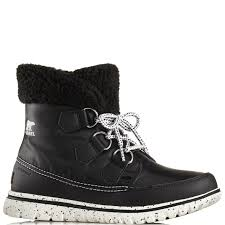 womens ankle boots uk size 9 sorel cozy carnival shoes warm lace up ankle