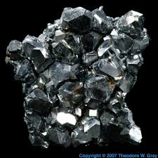 Diamond Periodic Table Sample Of The Element Chromium In The Periodic Table