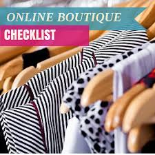 boutique online start an online boutique checklist online boutiques confused