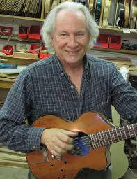 Rick Turner: The Father of Boutique Guitars - Premier Guitar - Image