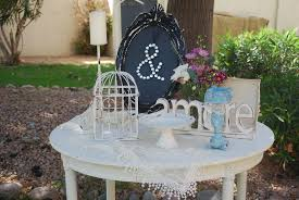 Shabby To Chic by Wedding Reception Table Diy Shabby Chic Weddings Az Diy Shabby
