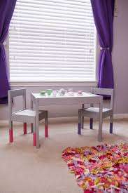 Ikea Kids Table Pink