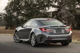 lexus rc atomic silver the motoring world usa three engine choices two turbo u0027s one