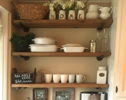 Bar Wall Shelves by Floating Shelf Etsy