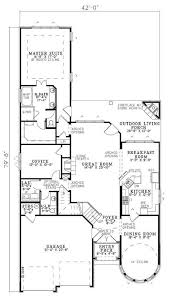 Great Room Plans European Style House Plan 4 Beds 2 50 Baths 2889 Sq Ft Plan 17 2307