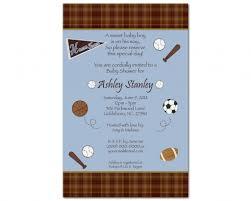 baby shower soccer invitations ba boy shower invitation wording