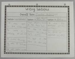 3rd grade writing paper informational writing getting started ashleigh s education journey informational writing subtopics