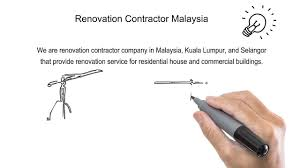 renovation contractor malaysia youtube