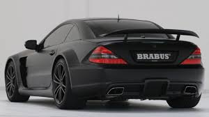 mercedes sl amg black series brabus vanish mercedes sl65 amg black series top gear