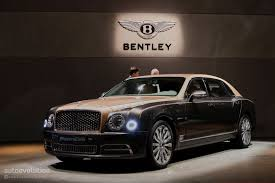 bentley garage how bentley made the mulsanne ewb long wheelbase look almost