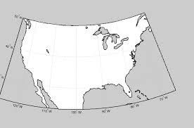 usa map just states how to map just usa border conus and not the states with the