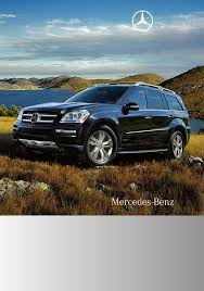 mercedes benz automobile 2011 gl450 suv user guide manualsonline com