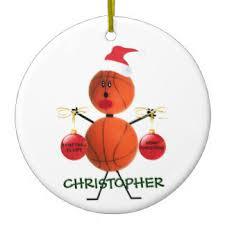 basketball ornaments keepsake ornaments zazzle