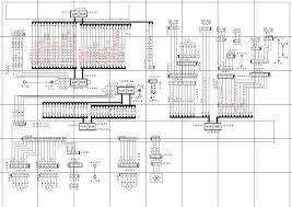 canon ir5570 ir6570 general timing chart general circuit diagram