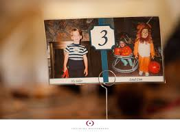Wedding Table Numbers Ideas Wedding Reception Table Number Ideas Photos At Every Age