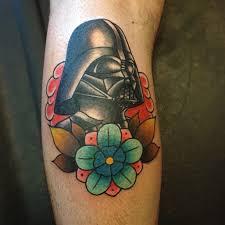 darth vader tattoo by gooneytoonstattoo on deviantart