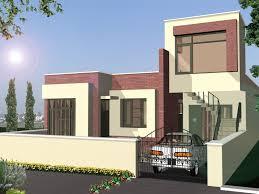 front elevation modern house original home designs single family