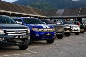 Ford Ranger Truck 2014 - mfrc x rfc 2 0 largest 2014 4x4 gathering in malaysia u2013 benautobahn