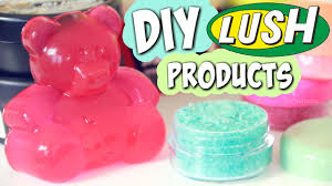 diy lush lip scrub shower jelly haul handmade cosmetics diy lush lip scrub shower jelly haul handmade cosmetics bath products how to youtube