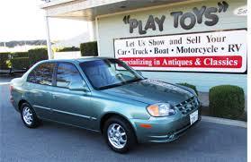 hyundai accent 4 door sedan 2004 hyundai accent 4 door sedan