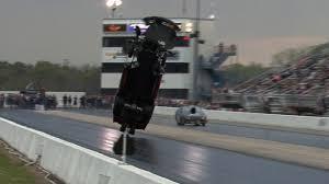 lexus twin turbo takes off 4000hp corvette takes flight tulsa raceway park youtube
