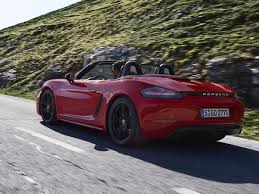 porsche boxster gas mileage 2018 porsche 718 gts models revealed kelley blue book