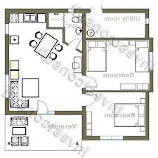 floor plan and furniture placement small modern house floor plans with loft home design gombrel