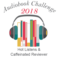 Challenge Up Caffeinated Reviewer 2018 Audiobook Challenge Sign Up