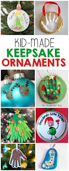 top 20 diy keepsake ornament kid crafts salt dough footprints