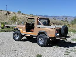 postal jeep lifted 1984 cj 8s