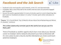 Best Place To Post Your Resume by Social Media And The Job Search