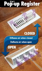 plastic vents for cabinets pop up heat register cabinets around heat vents pinterest