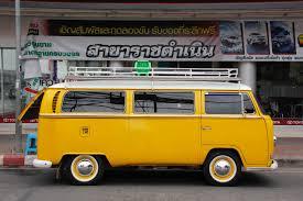 volkswagen yellow free images van transport auto yellow vw bus motor vehicle
