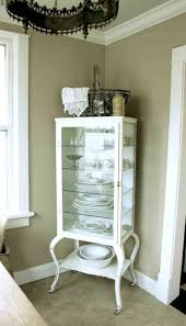 Vintage Metal Storage Cabinet Metal Bathroom Storage Cabinet With Furniture Tall Narrow Frosted