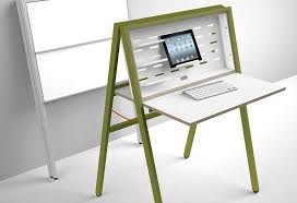 Small Folding Desks Slim Folding Desks Compact Workstation Small Folding Desk