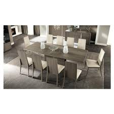 italian extendable dining table tivo extendable dining table made in italy el dorado furniture