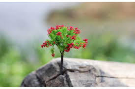 aliexpress buy new 7 designs artificial trees with flower