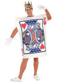 card king of hearts costume alice in wonderland halloween