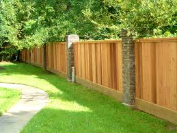 decoration enchanting fence types side fences bluebonnent for