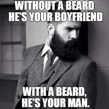 No Beard Meme - 50 funny beard memes that ll definitely make you laugh