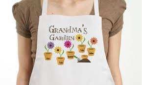 personalized apron groupon