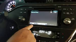 toyota tacoma bluetooth setup how to pair your phone to the 2016 toyota avalon