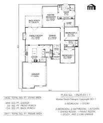 Large 1 Story House Plans House Floor Plans Single Story U2013 Laferida Com