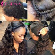 wave sew in buy 3 get 4 wave hairs weaves human hair extensions
