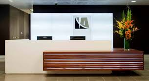 office wall design ideas office reception wall design ideas collection including images