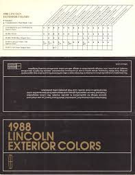 the lincoln mark vii club u2022 view topic lincoln exterior paint