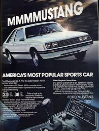 ford mustang ad directory index mustang 1980