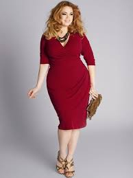 Red Cocktail Dress Plus Size Red Dress Plus Size Oasis Amor Fashion