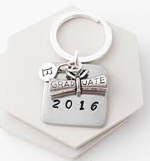 graduation keychain graduation keyring by jones jewellery notonthehighstreet